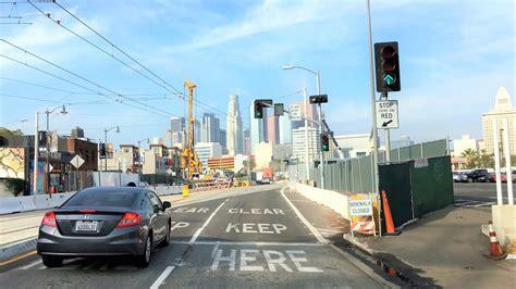 Los Angeles Detox Los Angeles Ca by Driving Downtown La S Skyline 4k Los Angeles