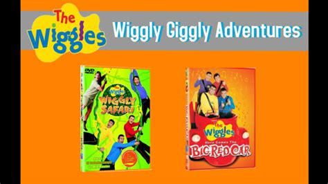 the lawdog files adventures books the wiggles wiggly giggly adventures 2006 dvd menu