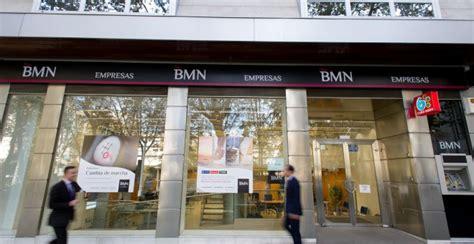 bmn madrid oficinas el presidente de bmn desea un proceso de fusi 243 n con bankia