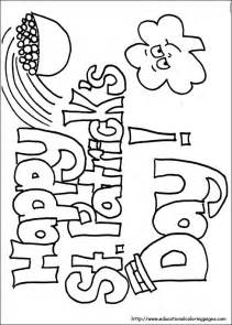 st s day coloring sheet st s day coloring educational coloring