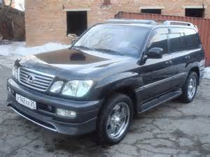 Lexus 2003 For Sale 2003 Lexus Lx470 For Sale 4 7 Gasoline Automatic For Sale
