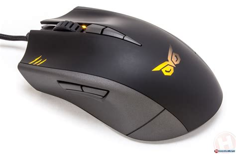Mouse Asus Strix asus strix claw tactic pro en headset review gamen in stijl hardware info nederland