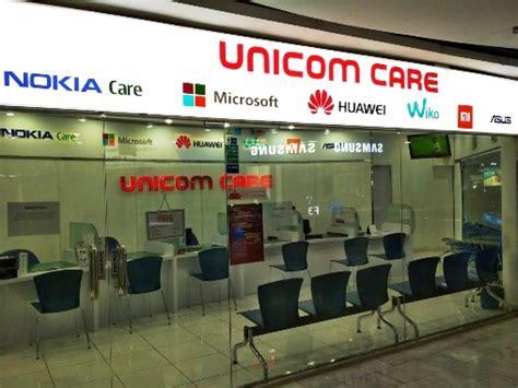 unicom care wtc surabaya service center id