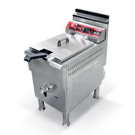 Mixer Roti Fomac gas fryer astro fry g171 astro mesin