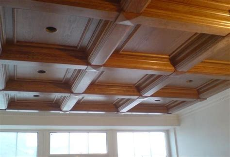 soffitto a cassettoni soffitti a cassettoni in legno