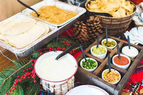 christmas food ideas for office party bring share lunch