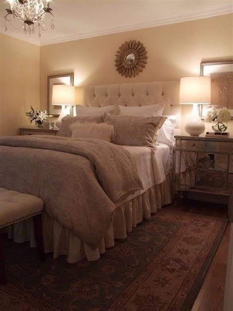 cozy  romantic master bedroom design ideas