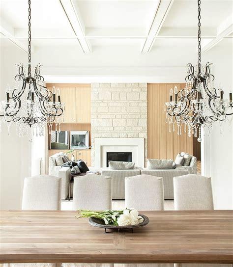landhausstil kronleuchter die elegante ausstrahlung vom modernen esszimmer design