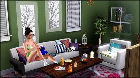 couch potato quiz what would one of your sims traits be