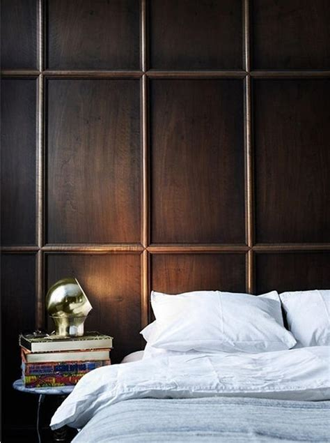 Wood Paneling For Bedroom Walls by Dpages A Design Publication For Of All Things