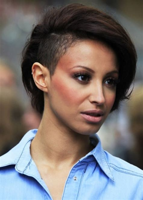 women shaving styles 20 shaved hairstyles for women the xerxes