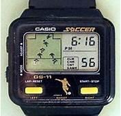 Reloj Casio Con Juegos