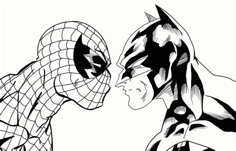 spectacular spider man coloring pages coloring home