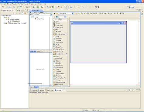 swing plugin for eclipse plugin ho 224 n hảo cho việc k 233 o thả giao diện java trong