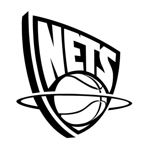 jersey nets logo png transparent svg vector