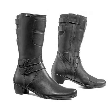 clearance motorcycle boots falco dyva ladies waterproof motorcycle boots clearance