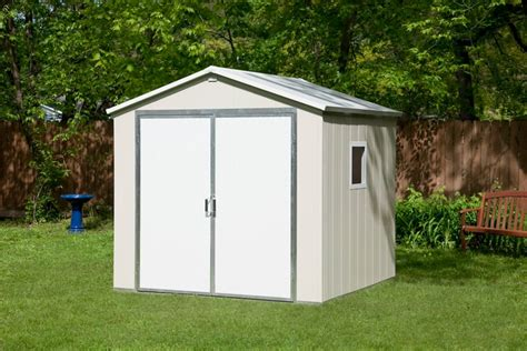 Vinyl Shed Canada by Large Vertical Storage Shed Bms6500 Canada Discount