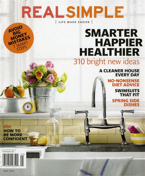 real simple magazine testing testing testing magazine covers for every taste