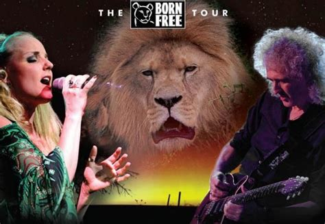 brian may uk tour brian may and kerry ellis announce june born free uk