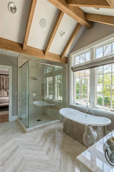 bathroom ceilings 29 beautiful bathroom lighting vaulted ceiling eyagci com