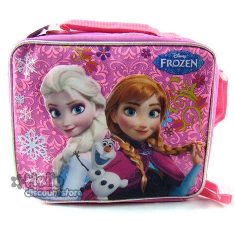 Disney Frozen Lunch Box Pink frozen 10 75disney frozen elsa school lunch bag