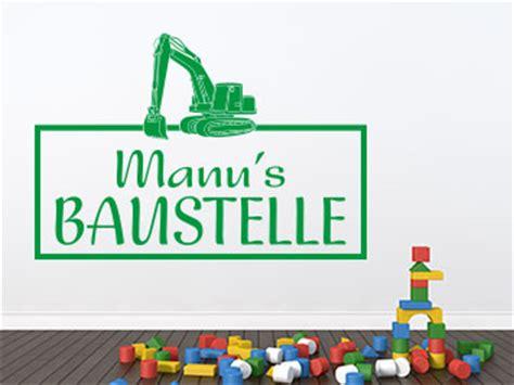 Kinderzimmer Gestalten Bagger by Kinderzimmergestaltung Enrichtungstipps Mit Wandtattoos