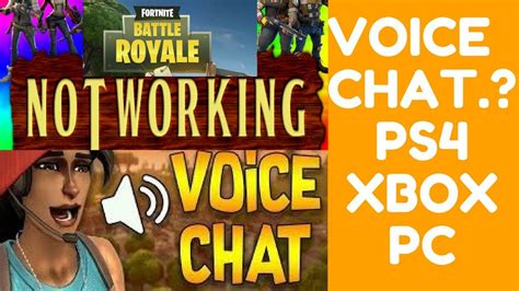 fortnite voice chat not working how to use voice chat in fortnite mobile key not working