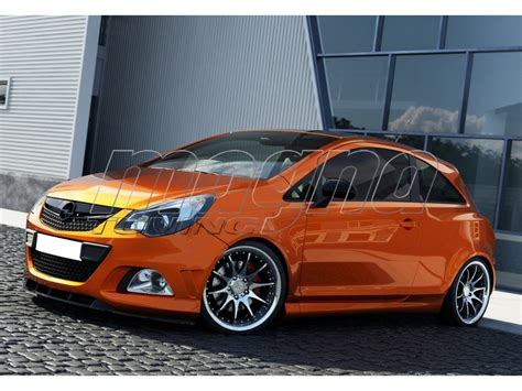 Opel Corsa D Opc Opel Corsa D Opc Nurburgring M Style Elso Lokharito Toldat