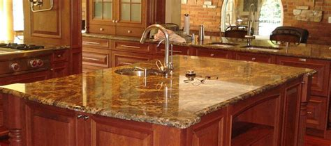 Types Of Granite Countertops by Granite Countertops Colors Gallery And Types Of