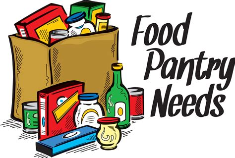 Food Pantry Needs List by Dorcas Ministries 187 Food Pantry Needs