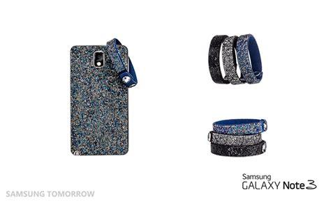 Anyland Swarovski Samsung Galaxy Note 3 samsung partners with swarovski at mercedes fashion week samsung global newsroom