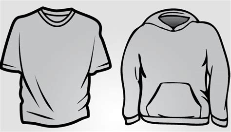 blank hoodie template hoodie and basic t shirt templates free t shirt