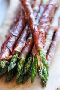 Wrapped Asparagus Appetizer Recipes