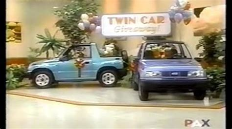 Price Is Right Car Giveaway - video supermarket sweep 1994 twin car giveaway semi finals day 2 game shows wiki