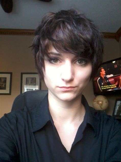 non hairstyles image gallery non binary hairstyles