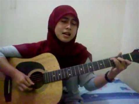 tutorial gitar rossa ku menunggu ayu videlia feat rossa ku menunggu youtube