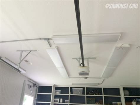 Led Garage Ceiling Lights An Energy Efficient Way To Garage Led Ceiling Lights