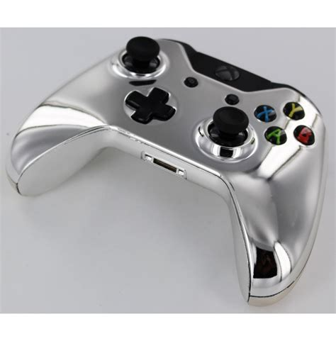 Chrome Xbox One | chrome silver xbox one