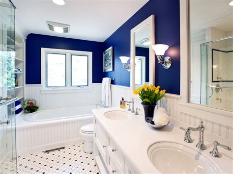 blue and white bathrooms cool hd9a12 tjihome