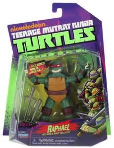 Teenage mutant ninja turtles raphael nickelodeon tmnt carded action