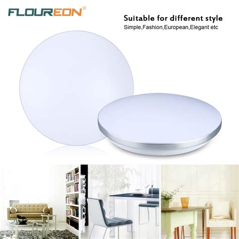 led flush mount kitchen lighting 24w led ceiling light flush mount fixture lighting
