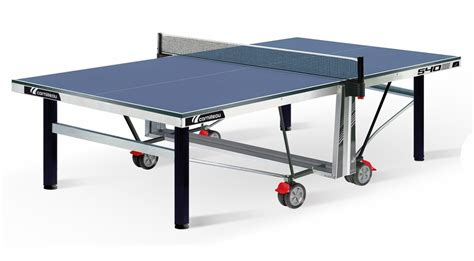 Indoor Ping Pong Table by Cornilleau Competition 540 Indoor Ping Pong Table