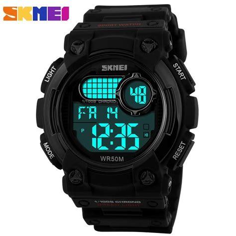 Jam Tangan Sport Pria Digitec Dg 2031t Black Blue skmei jam tangan digital pria dg1054 black jakartanotebook
