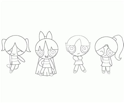 Powerpuff Girls Z Coloring Pages Coloring Home Powerpuff Z Coloring Pages