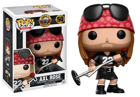 pop rocks guns n roses axl funko