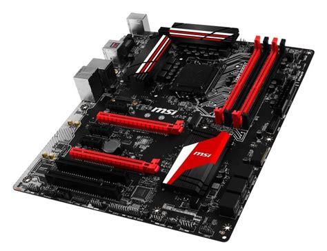 hd audio msi motherboard msi z170a tomahawk socket lga1151 dvi hdmi 8 channel hd