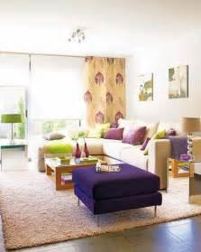 Colorful living room interior design ideas