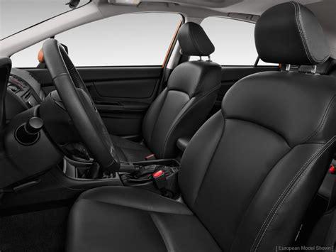 subaru crosstrek interior leather image 2013 subaru crosstrek 5dr man 2 0i premium front