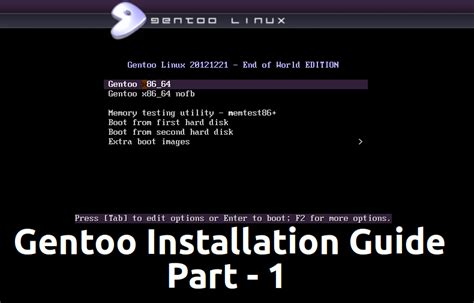 zabbix tutorial installation gentoo linux step by step installation guide with