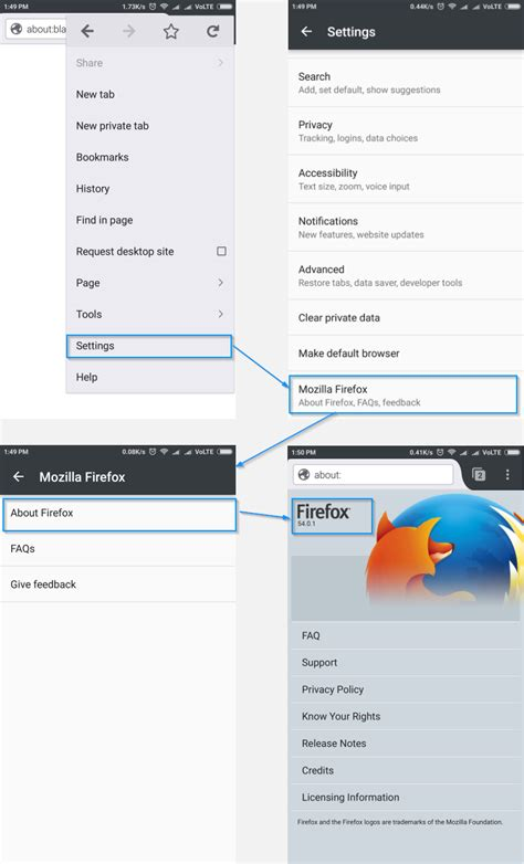 firefox on mobile how to check firefox version on desktop and mobile tech